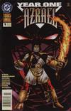 Cover for Azrael Annual (DC, 1995 series) #1 [Newsstand]
