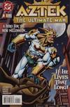 Cover for Aztek: The Ultimate Man (DC, 1996 series) #1