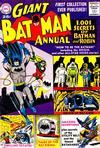 Cover for Batman Annual (DC, 1961 series) #1