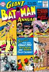 Cover for Batman Annual (DC, 1961 series) #2