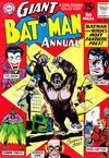 Cover for Batman Annual (DC, 1961 series) #3