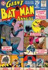 Cover for Batman Annual (DC, 1961 series) #5