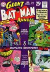 Cover for Batman Annual (DC, 1961 series) #6
