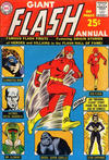Cover for Flash Annual (DC, 1963 series) #1