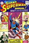 Cover for Superman Annual (DC, 1960 series) #2