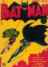 Cover for Batman (DC, 1940 series) #1 [Cover Number without Period]