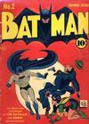 Cover for Batman (DC, 1940 series) #2