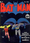 Cover for Batman (DC, 1940 series) #3