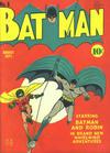 Cover for Batman (DC, 1940 series) #6