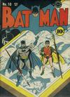 Cover for Batman (DC, 1940 series) #10