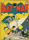Cover for Batman (DC, 1940 series) #14