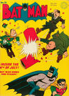 Cover for Batman (DC, 1940 series) #18