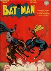 Cover for Batman (DC, 1940 series) #21