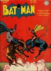 Cover for Batman (DC, 1940 series) #21