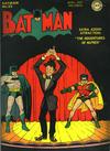 Cover for Batman (DC, 1940 series) #22