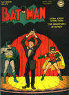 Cover for Batman (DC, 1940 series) #22