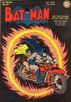 Cover for Batman (DC, 1940 series) #25