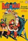 Cover for Batman (DC, 1940 series) #27