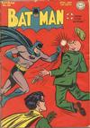 Cover for Batman (DC, 1940 series) #28