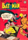 Cover for Batman (DC, 1940 series) #35