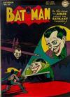 Cover for Batman (DC, 1940 series) #37