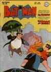 Cover for Batman (DC, 1940 series) #38