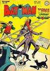 Cover for Batman (DC, 1940 series) #40
