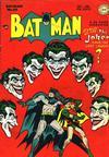 Cover for Batman (DC, 1940 series) #44