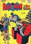 Cover for Batman (DC, 1940 series) #45
