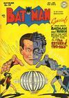 Cover for Batman (DC, 1940 series) #50
