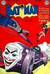 Cover for Batman (DC, 1940 series) #52