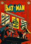 Cover for Batman (DC, 1940 series) #54