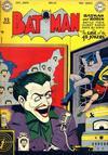 Cover for Batman (DC, 1940 series) #55