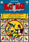 Cover for Batman (DC, 1940 series) #58