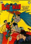 Cover for Batman (DC, 1940 series) #60