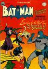 Cover for Batman (DC, 1940 series) #62