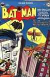 Cover for Batman (DC, 1940 series) #63