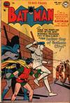 Cover for Batman (DC, 1940 series) #70