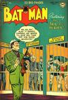 Cover for Batman (DC, 1940 series) #71