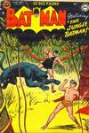 Cover for Batman (DC, 1940 series) #72