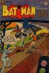 Cover for Batman (DC, 1940 series) #74