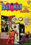 Cover for Batman (DC, 1940 series) #77