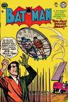 Cover for Batman (DC, 1940 series) #81