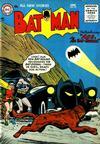 Cover for Batman (DC, 1940 series) #92