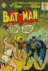 Cover for Batman (DC, 1940 series) #102
