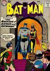 Cover for Batman (DC, 1940 series) #122