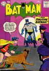 Cover for Batman (DC, 1940 series) #123