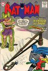 Cover for Batman (DC, 1940 series) #127