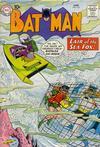 Cover for Batman (DC, 1940 series) #132
