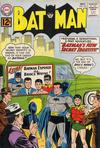 Cover for Batman (DC, 1940 series) #151
